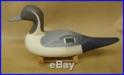 1982 S&D High Head Pintail Drake By Paul Gibson Of Havre de Grace Maryland
