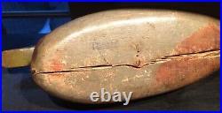 ANTIQUE DUCK DECOYMallard Duck, Ken Trayer stamp 1921-1925