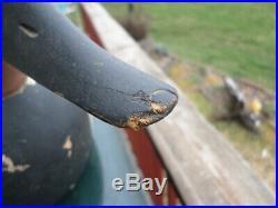 ANTIQUE VTG Wisconsin Large Canvasback duck decoy mason evans