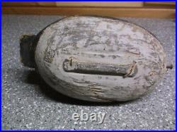 Antique Duck Decoy 1800's RUDDY DUCK 8 x 10 oldie decoy