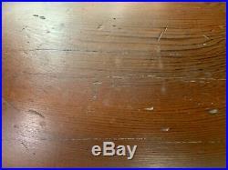Antique Hand Carved Wood Goose Decoy