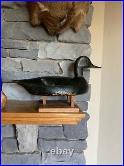 Antique Massachusetts duck decoy