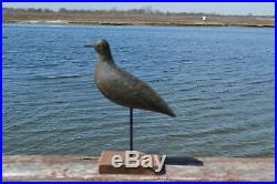 Antique Shorebird Decoy Massachusetts Golden Plover- Shorebird
