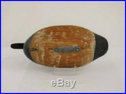Antique Wood Duck Decoy Sam Barnes Canvasback Maryland Goose Shorebird
