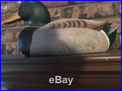 Ben A. Heinemann Hand Carved Decoy Duck #61951