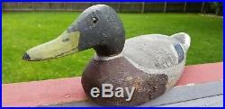 Benz Factory Mallard Drake Duck Decoy