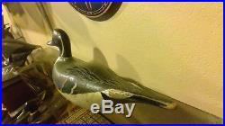 Bergman/Hendrickson Pintail Drake Duck Decoy