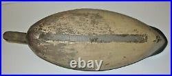 Bert Graves (1887-1956) 17 Vintage Wood Mallard Duck Decoy Orig. Eyes & Paint