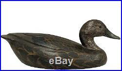 Black Duck Decoy Ken Anger