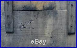 Black River Duck Club Decoy Sign by Lou Reineri