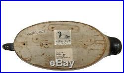 Canvasback Drake Decoy Evans Decoy Company
