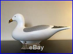Charlie Bryan Seagull Decoy Middle River MD