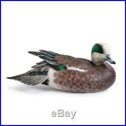 DEMDACO Big Sky Carvers Limited Edition Handcast Wigeon Duck Decoy
