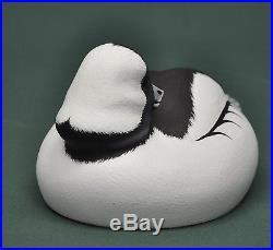 Darkfeather Freedman drake sleeper BUFFLEHEAD duck decoy decoys new hollow