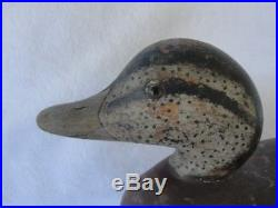 Decoy Mason Challenge Wigeon Hen'only' (see drake listing also)