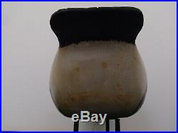 Delaware River style early Canada Goose Decoy by Herb Miller Ship Bottom, NJ