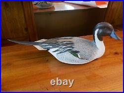Duck Decoy Ken Harris Decoys by Tom Ferguson