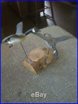 Duck decoys vintage