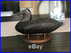 Early Late 1800 Early 1900 Ralph Gipe Cecil County Duck Decoy Extremly Old