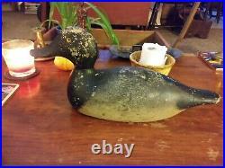 Evans Factory Duck Decoy
