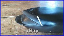 Fine J J West Bordentown N J Low Head Delaware River Black Duck Decoy