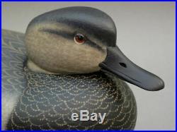 Gadwall Duck Decoy Delaware River Rick Brown Brick Nj