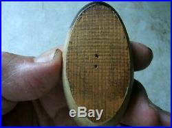 George Boyd. Old Squaw Drake (miniature)