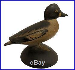 Goldeneye Drake Miniature Elmer Crowell