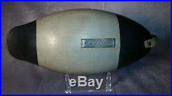 Harry V. Shourds redhead reproduction by Russell Allen NJ Decoy