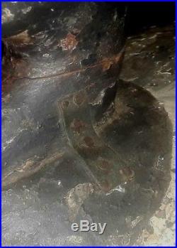 James T Holly 1900 Bluebill Decoy Branded AD Albert Denbow Rig Havre de Grace MD
