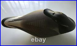 Joey Jobes Signed Hand Carved & Painted Brant Goose Decoy DU Ducks Unlimited