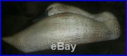 Lac La Croix Collection Swan, Ducks Unlimited, Swan Decoy, Gordon Alcorn, Rare