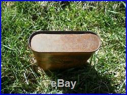 Laflin & Rand New York Sporting Gun Powder Tin Can Dupont Duck Decoy Shell Box