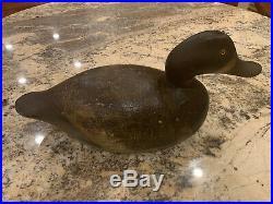 Mason Premier Grade Vintage Duck Decoy No Reserve