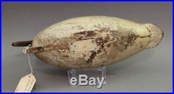 Merganser Duck Decoy Rhodes Truex Atlantic City Nj Circa 1890