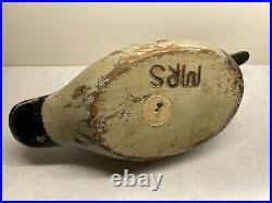 Old Antique Vintage Wood Duck Decoy MASON Canvasback Drake