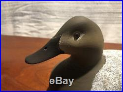 Oliver Lawson 1/2 Size Canvasback Decoys 2004 Mint