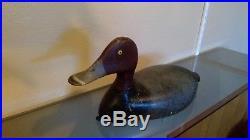 Ontario Redhead Duck Decoy