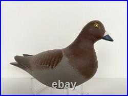 Pigeon Decoy by R Madison Mitchell of Havre de Grace Md