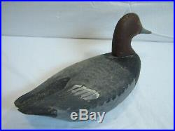Pr Duck Decoy Redhead Red Head Hunting Model with Weight Working