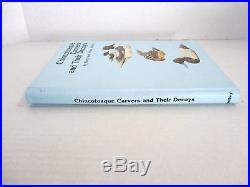 RARE FE CHINCOTEAGUE & THEIR CARVERS DUCK DECOY BOOK VA Barry Velma BERKEY