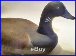 R Madison Mitchell SIGNED BRANT PAIR Havre de Grace MD 1970 goose decoy museum
