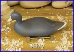 R. Madison Mitchell of Havre De Grace Maryland Coot Decoy