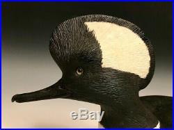 Rare Corb Reed Merganser Original Duck Hunting Decoy Decoys Wood Antique Vintage