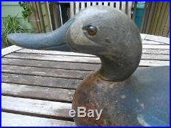 Rare Mason Challenge Grade Blue-Winged Teal Duck Decoy