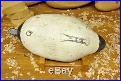 Robert F. Bob McGaw 1879-1958 Canvasback Gunning Decoy