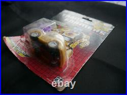 Unopened Goldbug Throttlebot With BUBBLE FIG W DECOY Vintage 1987 G1 Transformers