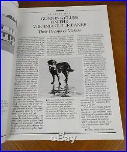 VTG Gun Clubs & Decoys of Back Bay Currituck Sound Coppedge Johnson Duck Book