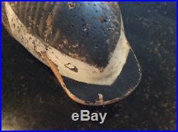 Vintage Cork & Wood Goose Decoy Goose Decoy Hunting Decoy Interior Design Piece