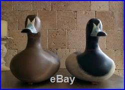 Vintage Decoys. Bob Litzenberg(1910- 1997)Cecil Co Elkton MD Duck Goose Shorebird